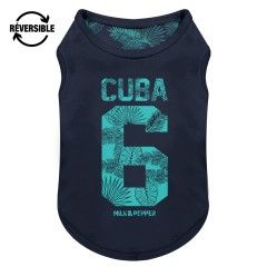 Cuba T-Shirt for Dogs - Milk&Pepper