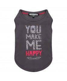 T-Shirt Happy pour chiens - Milk&Pepper