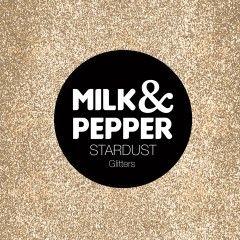 Harnais Stardust Or pour chiens - Milk&Pepper