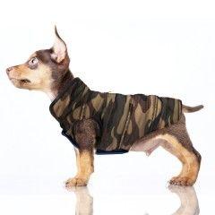 Manteau Ethan pour chien - Milk&Pepper