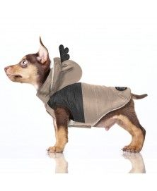 Blitzen Coat for dogs - Milk&Pepper