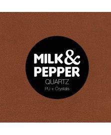 Collier Quartz pour chien - Milk&Pepper
