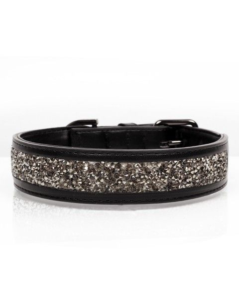 Quartz Collar for dogs - Milk&Pepper