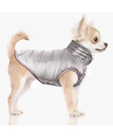 Reversible Velvet Jacket for dogs - Milk&Pepper