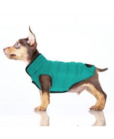 Sierra Reversible Jacket for dogs - Milk&Pepper