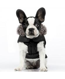 Fjord dog coat - Milk&Pepper