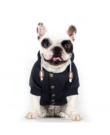 Dog sweatshirt Skipper - Milk&Pepper