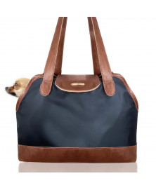 Nora dog carrier bag - Milk&Pepper