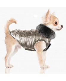 Moonlight dog coat - Milk&Pepper