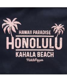 Honolulu dog polo shirt - Milk&Pepper