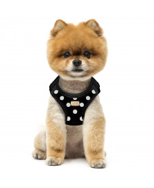 Panarea Dog Harness - Milk&Pepper