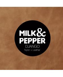 Laisse lasso pour chien django rouge - Milk&Pepper