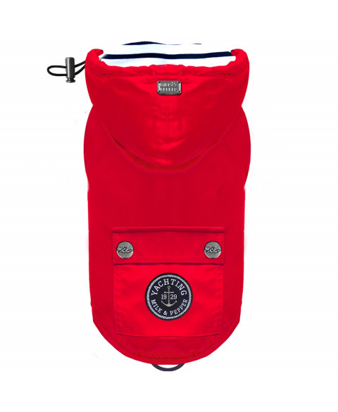 Red Babord Raincoat