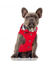 Red Babord Raincoat - dog