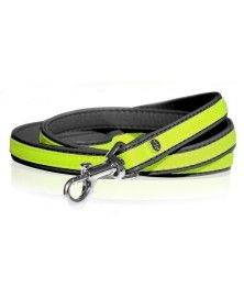 Leash Neon Yellow - Milk&Pepper