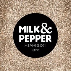 Collier Stardust Or pour chat – Milk&Pepper