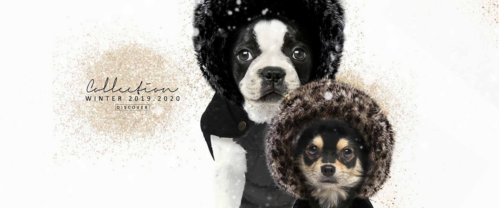 Milk & Pepper, Fashion And Accessories For Dogs & Cats - Winter 19