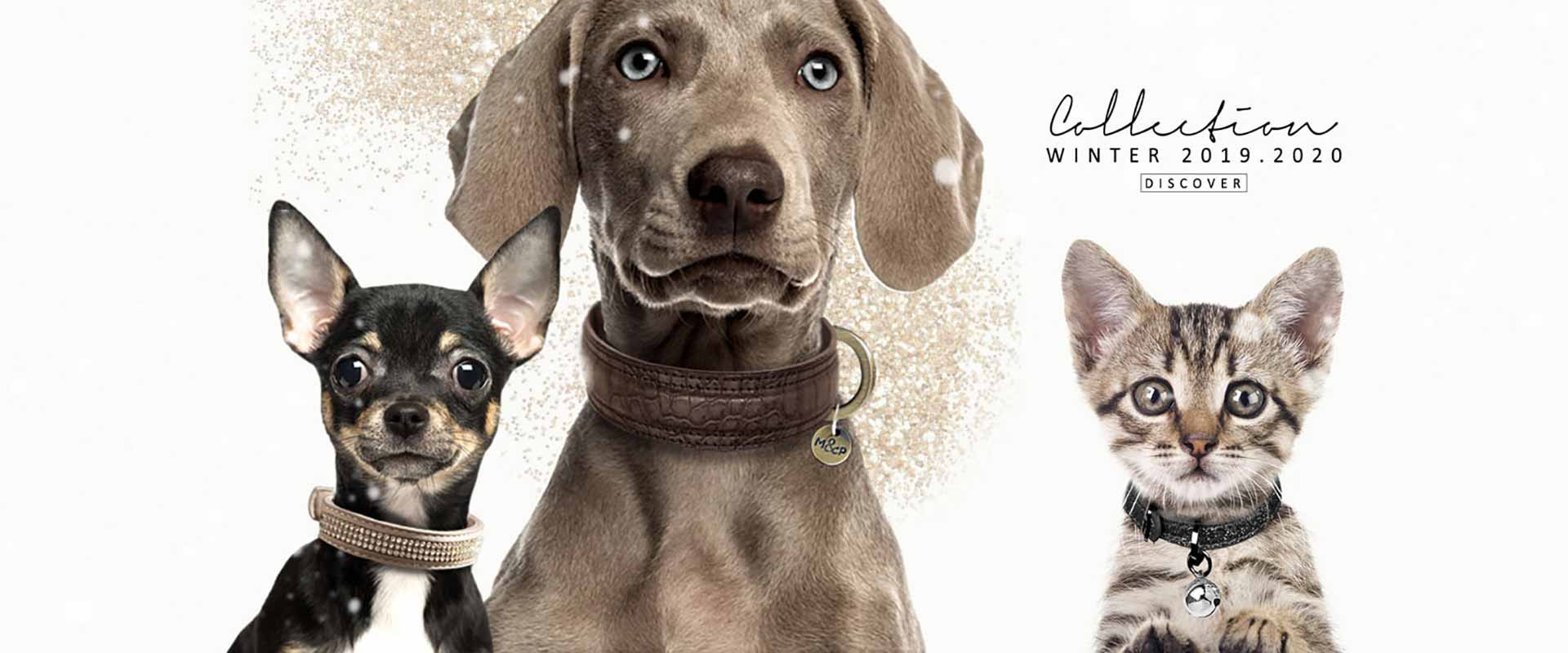 Milk & Pepper, Fashion And Accessories For Dogs & Cats -  Accessories Winter 2019