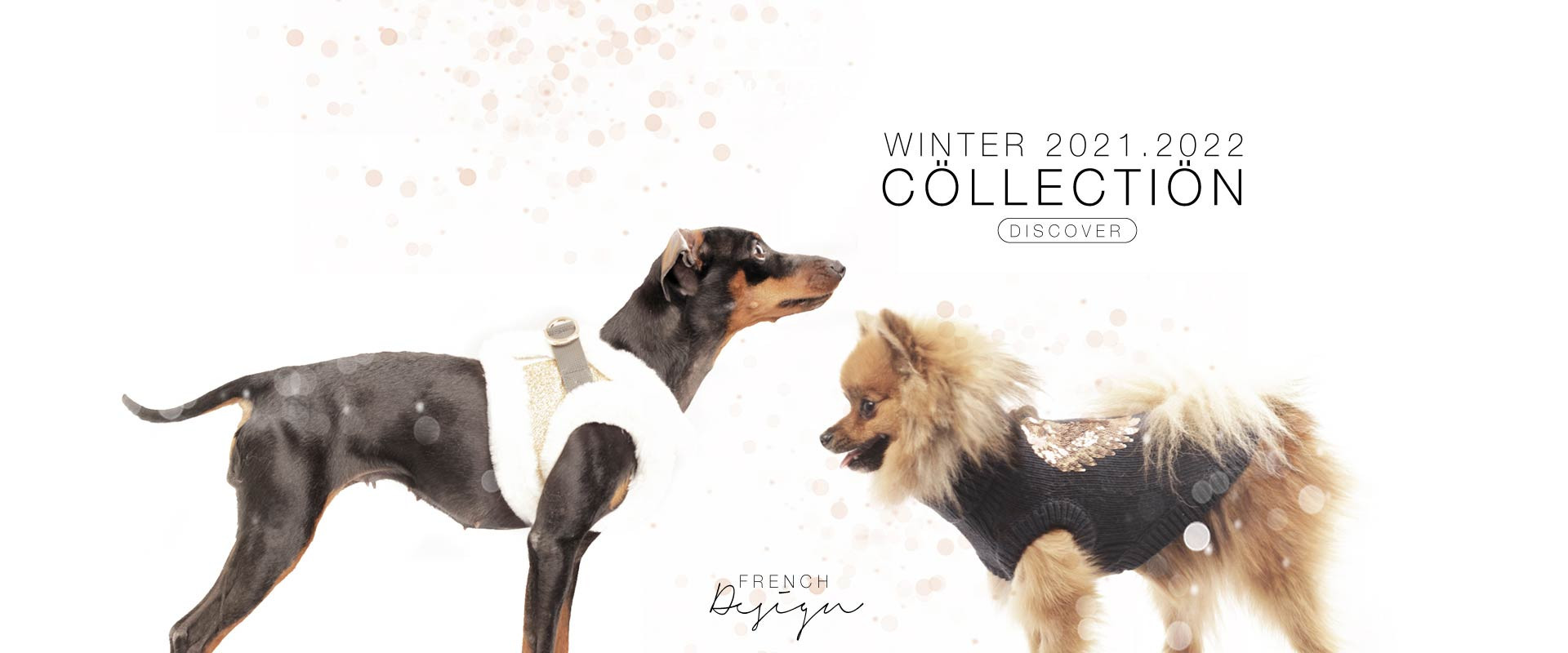 Milk & Pepper, Fashion And Accessories For Dogs & Cats - Fashion Winter 2021