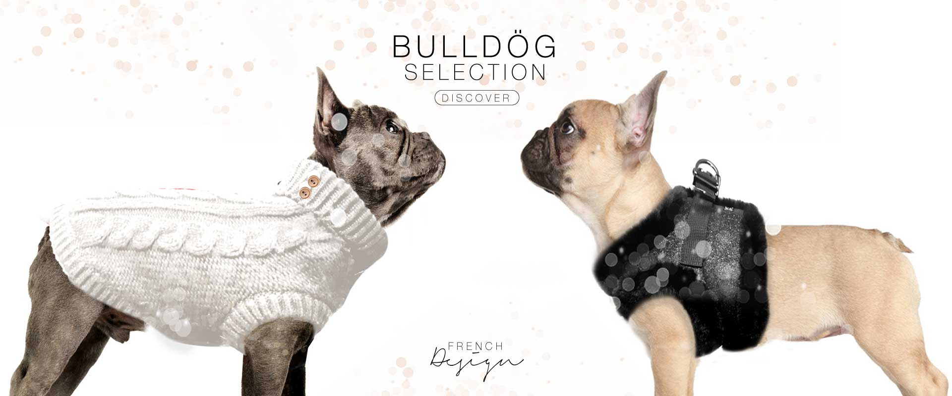 Milk & Pepper, Fashion And Accessories For bulldogs and pugs-  Winter 2021