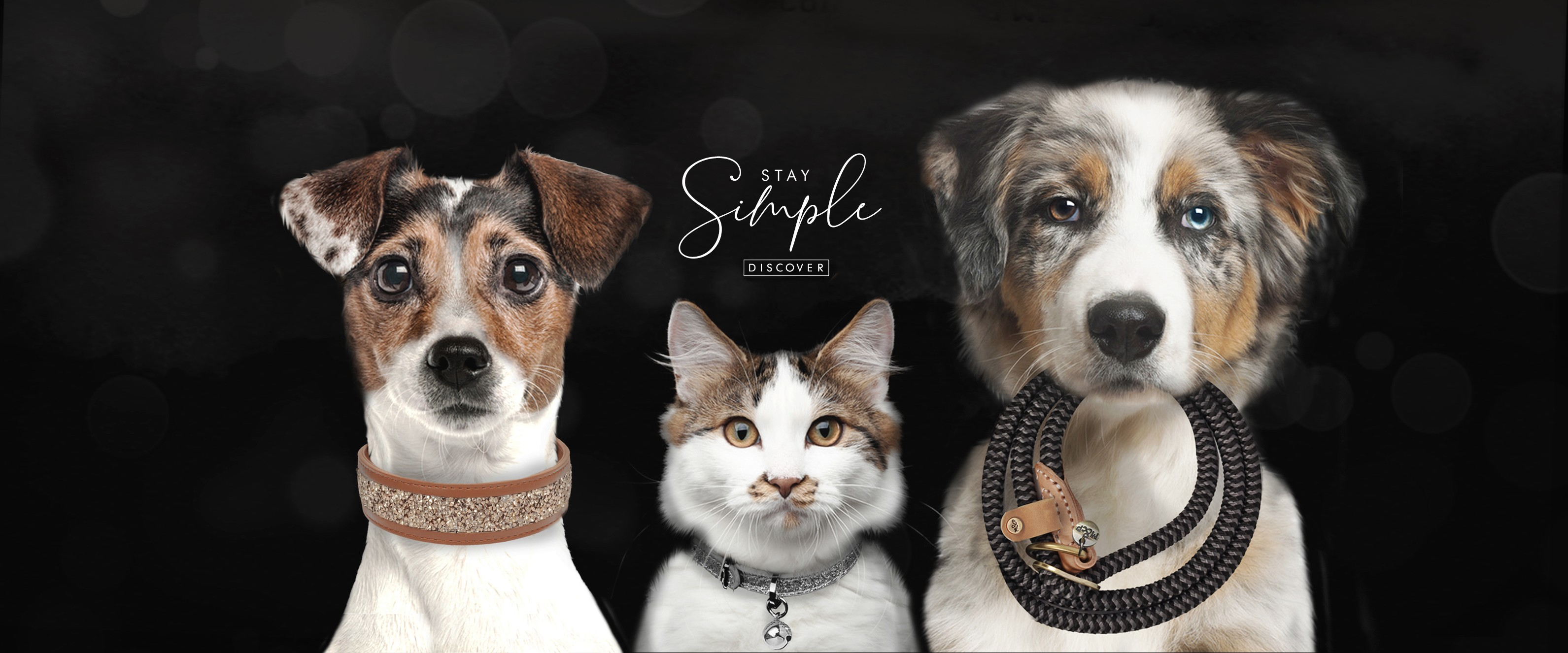 Milk & Pepper, Fashion And Accessories For Dogs & Cats -  Accessories Winter 2018
