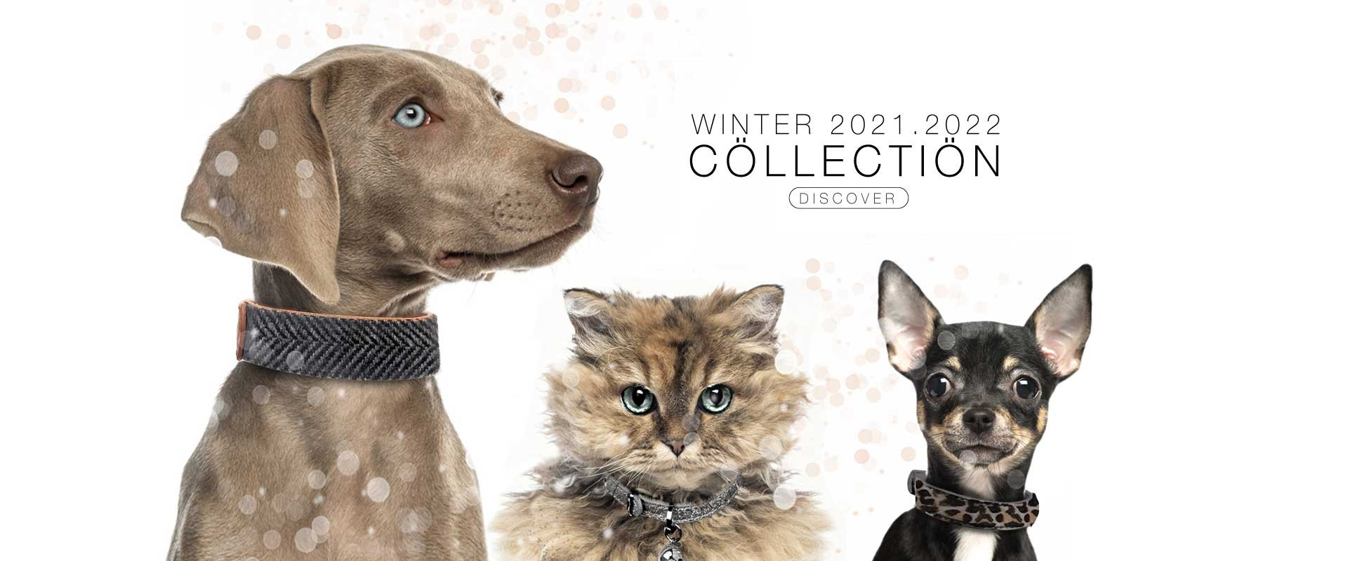 Milk & Pepper, Fashion And Accessories For Dogs & Cats -  Accessories Winter 2021
